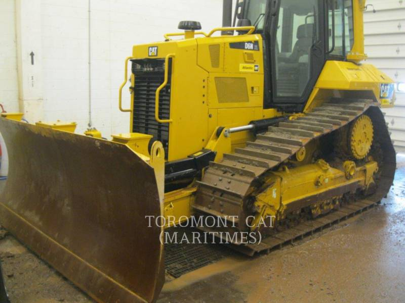 CATERPILLAR MINING TRACK TYPE TRACTOR D6N equipment  photo 1
