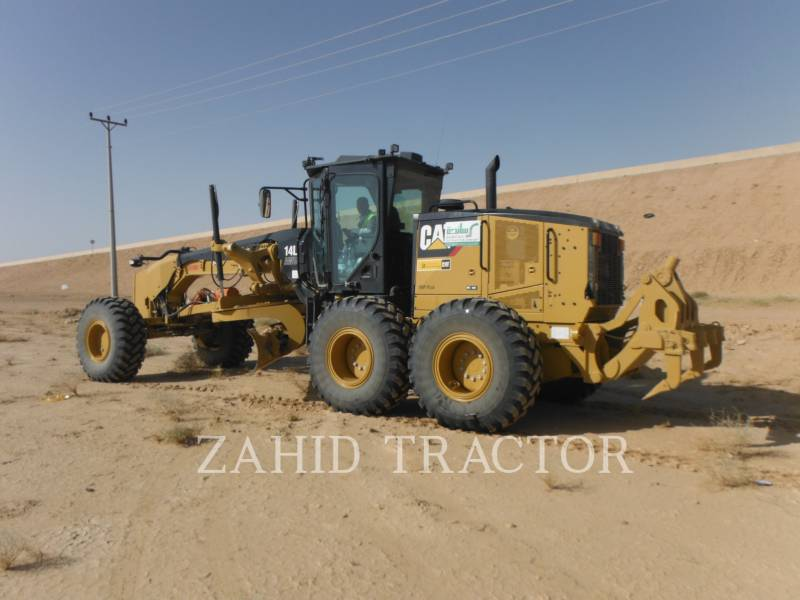 CATERPILLAR MOTONIVELADORAS 14LAWD equipment  photo 4