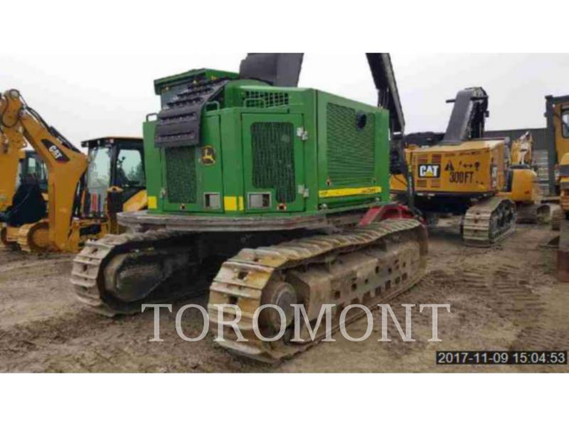 DEERE & CO. FOREST MACHINE 753JH equipment  photo 6