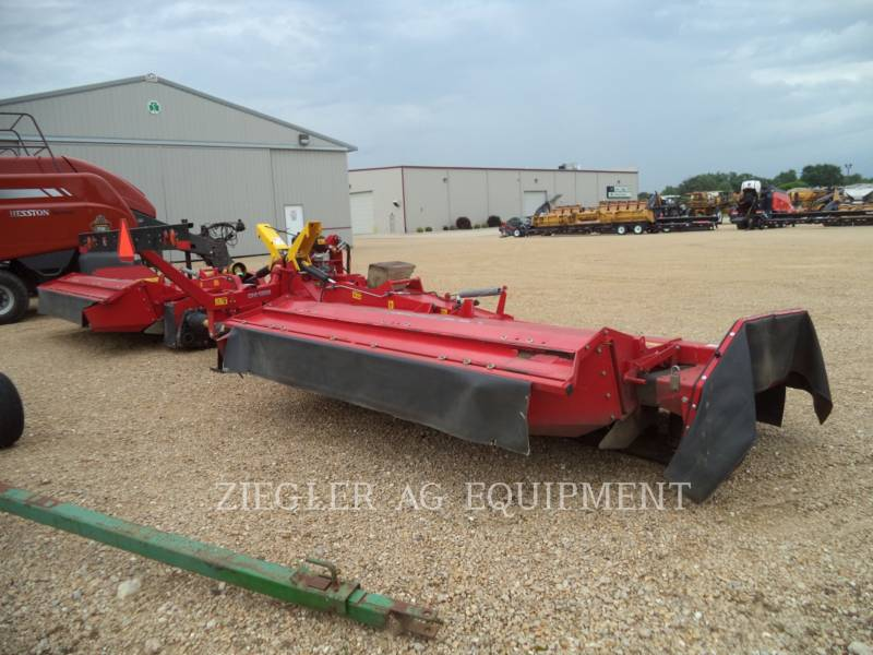 MASSEY FERGUSON AG HAY EQUIPMENT MF1398 equipment  photo 1