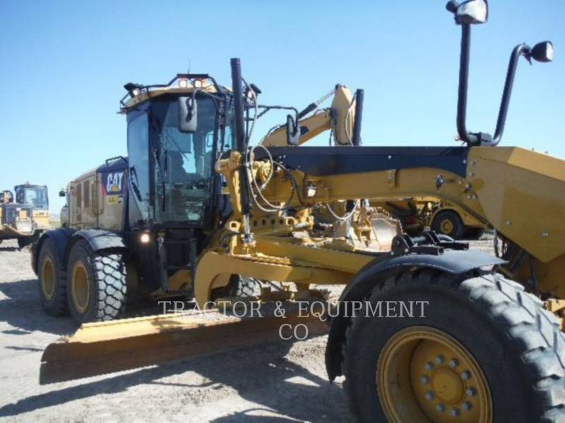 CATERPILLAR NIVELEUSES 160M2 equipment  photo 3
