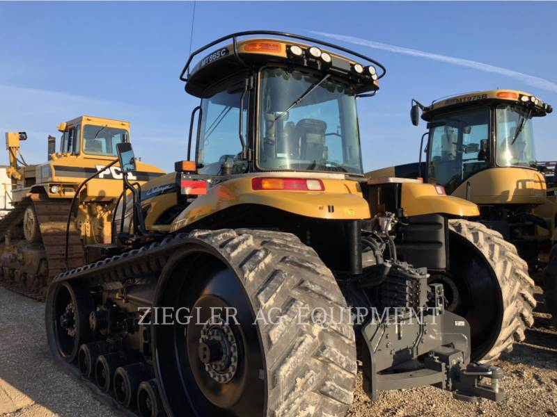 AGCO-CHALLENGER LANDWIRTSCHAFTSTRAKTOREN MT865C equipment  photo 14