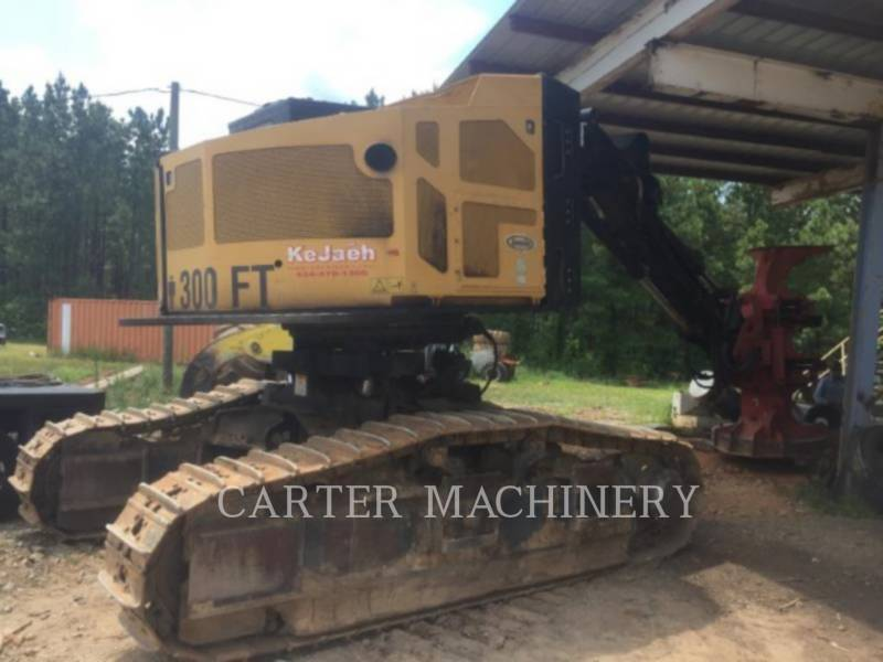 TIMBERKING FORESTAL - TALADORES APILADORES TKING 722B equipment  photo 3