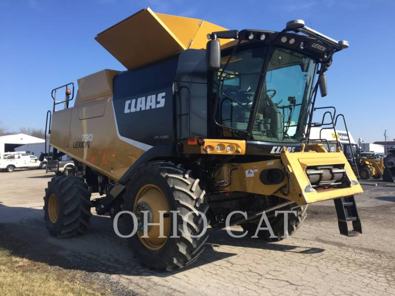 CLAAS OF AMERICA COMBINADOS LEX730 equipment  photo 6