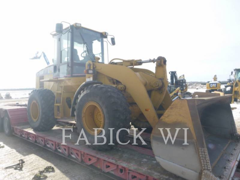 CATERPILLAR WHEEL LOADERS/INTEGRATED TOOLCARRIERS 928 G equipment  photo 1