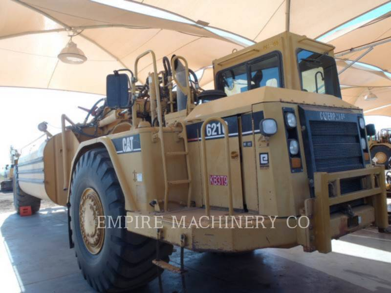 CATERPILLAR VAGONES DE AGUA 621G WW equipment  photo 2