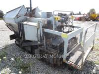 Equipment photo CATERPILLAR BB621C PAVIMENTADORES DE ASFALTO 1