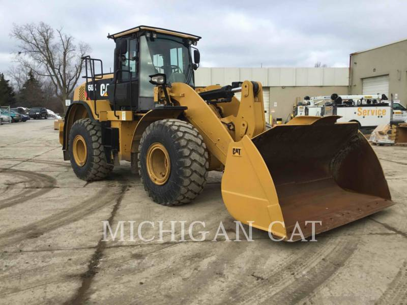 CATERPILLAR WHEEL LOADERS/INTEGRATED TOOLCARRIERS 950K R equipment  photo 1