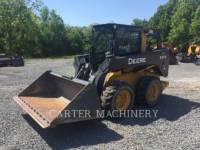Equipment photo DEERE & CO. DER 320D SCHRANKLADERS 1