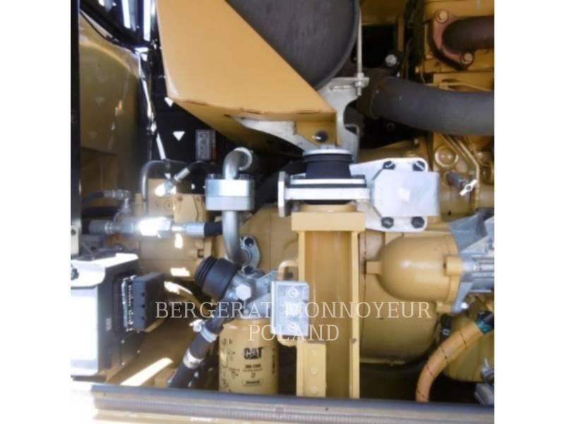 CATERPILLAR ESCAVATORI GOMMATI M313D equipment  photo 14