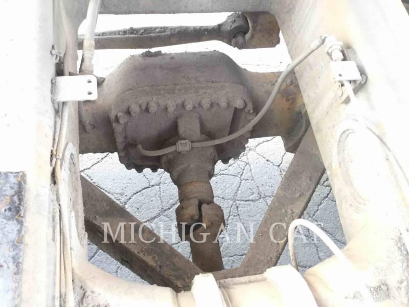 CATERPILLAR ARTICULATED TRUCKS D350E equipment  photo 12