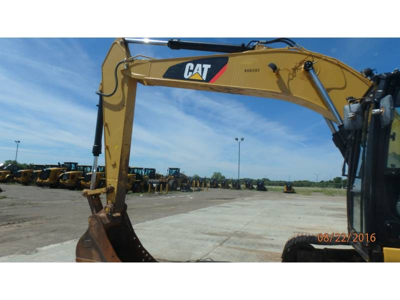 CATERPILLAR TRACK EXCAVATORS 320EL equipment  photo 6