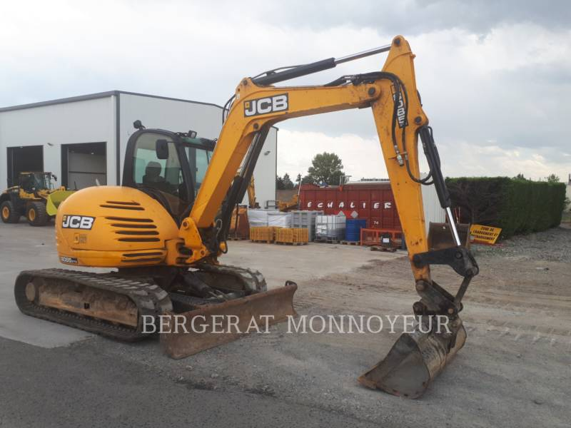 JCB TRACK EXCAVATORS 8085 equipment  photo 1