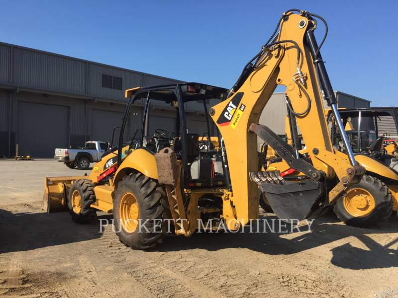 CATERPILLAR RETROESCAVADEIRAS 416E 4 equipment  photo 6