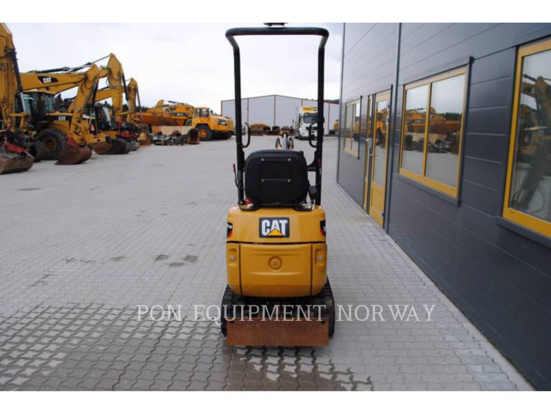 CATERPILLAR TRACK EXCAVATORS 300.9D equipment  photo 12