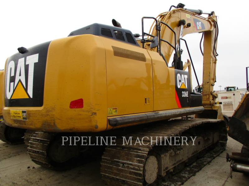CATERPILLAR トラック油圧ショベル 336EL equipment  photo 2