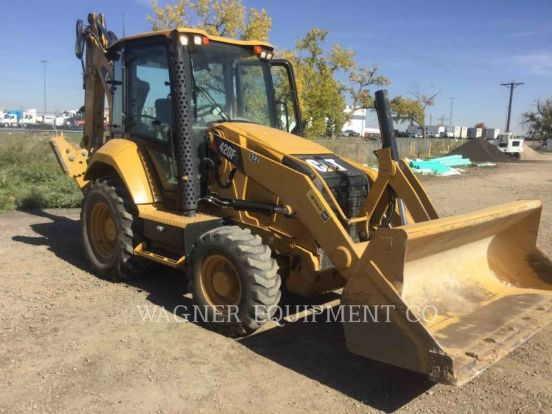 CATERPILLAR バックホーローダ 420F2 4WDE equipment  photo 2