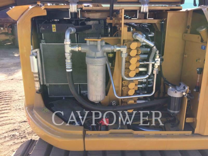 CATERPILLAR KETTEN-HYDRAULIKBAGGER 308E2CRSB equipment  photo 11