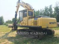 KOMATSU Leśnictwo - Rozdrabniacz PC200LC-7 equipment  photo 4