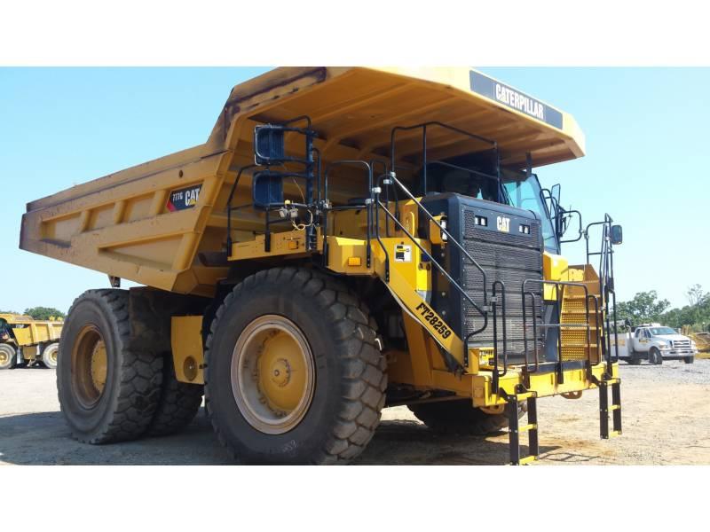 CATERPILLAR 鉱業用ダンプ・トラック 777G equipment  photo 3