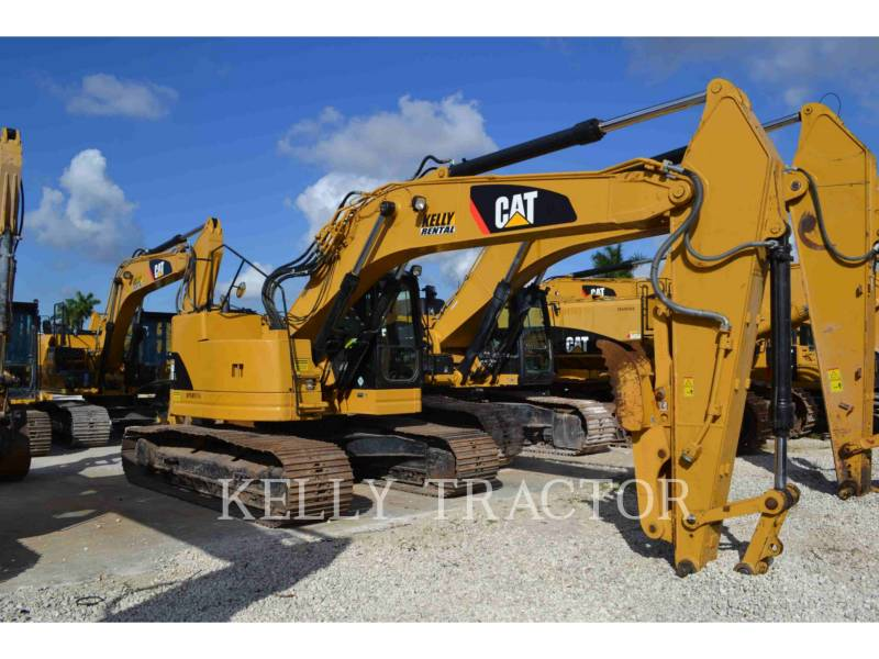 CATERPILLAR TRACK EXCAVATORS 321DLCR equipment  photo 1