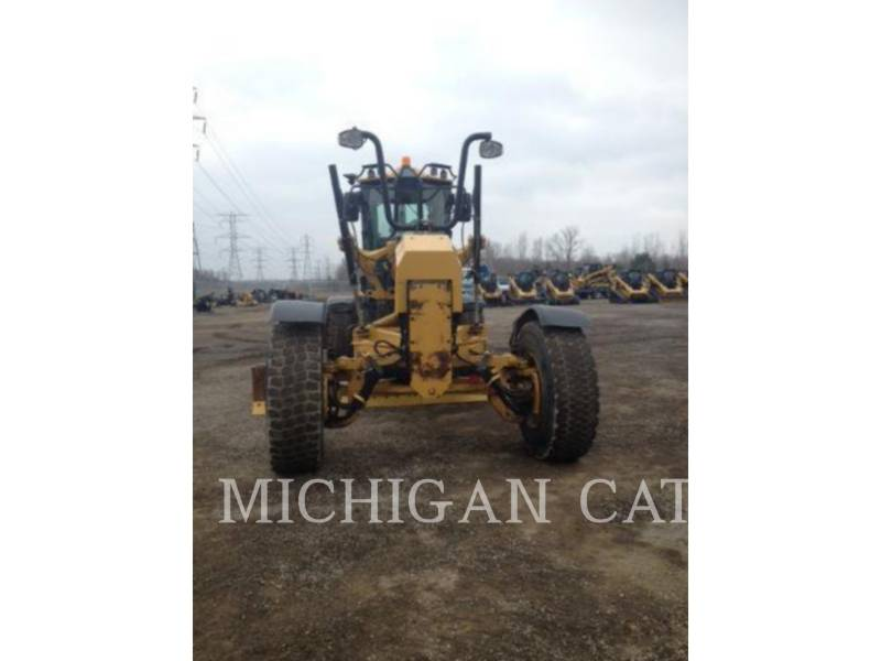 CATERPILLAR MOTOR GRADERS 160M AWD equipment  photo 9