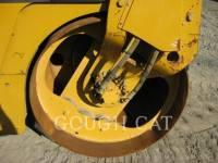 CATERPILLAR TANDEMOWY WALEC WIBRACYJNY DO ASFALTU (STAL-STAL) CB434D equipment  photo 9