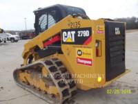 CATERPILLAR SKID STEER LOADERS 279DHF equipment  photo 5