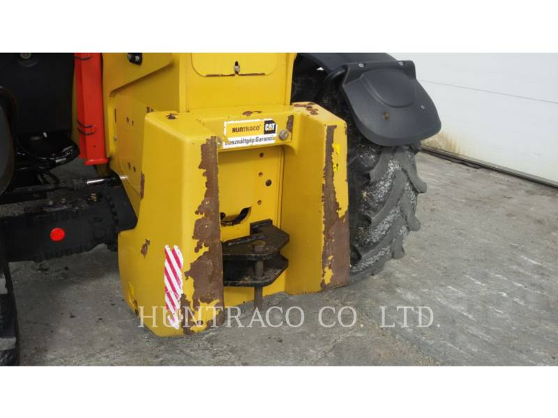 CATERPILLAR TELEHANDLER TH407C equipment  photo 9