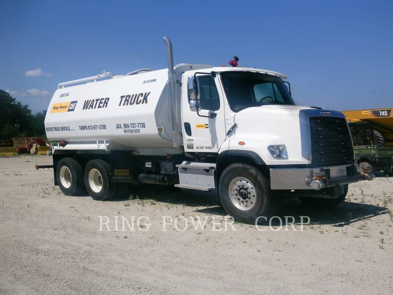 UNITED CAMIONS CITERNE A EAU WT5000 equipment  photo 2
