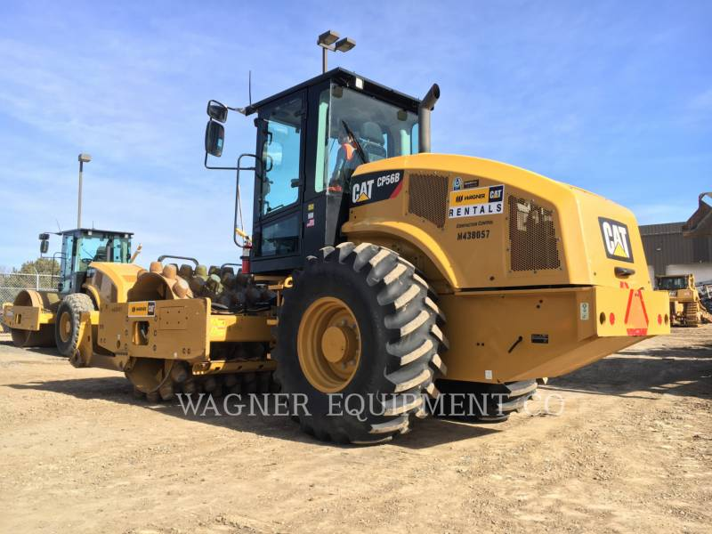 CATERPILLAR VERDICHTER CP56B equipment  photo 1
