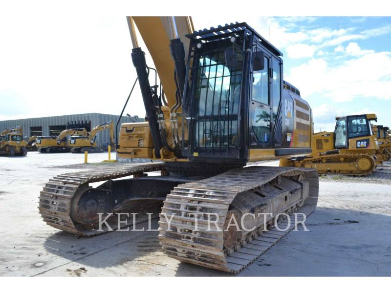 CATERPILLAR PELLES SUR CHAINES 336FL equipment  photo 7