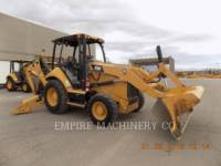 CATERPILLAR バックホーローダ 420F 4EO equipment  photo 1