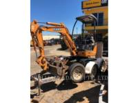 Equipment photo CASE/NEW HOLLAND CX17B TRACK EXCAVATORS 1
