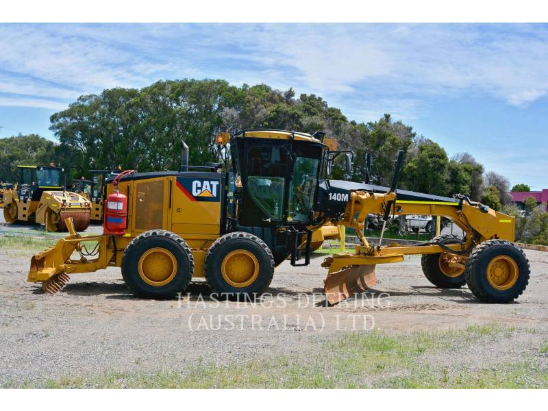 CATERPILLAR MOTOR GRADERS 140M equipment  photo 5