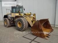 KOMATSU LTD. ŁADOWARKI KOŁOWE/ZINTEGROWANE NOŚNIKI NARZĘDZI WA430 equipment  photo 3