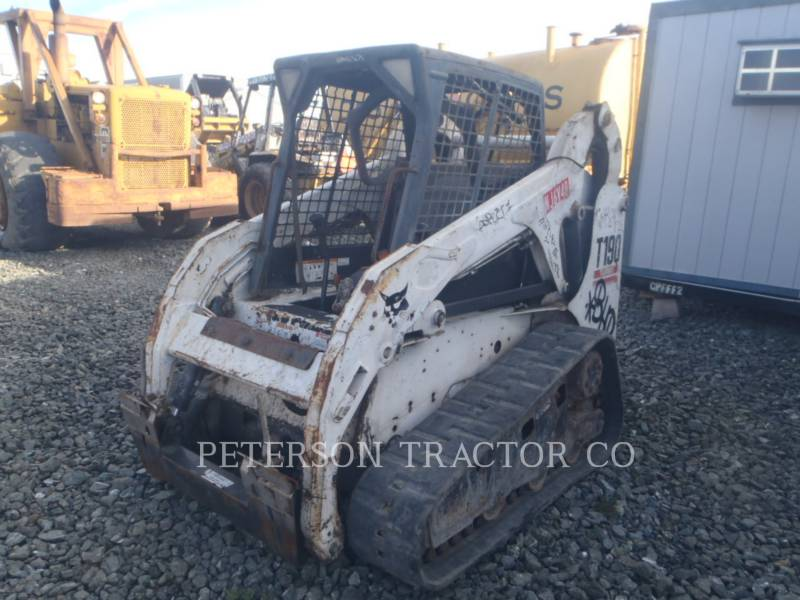 BOBCAT SKID STEER LOADERS BC T-190 equipment  photo 1