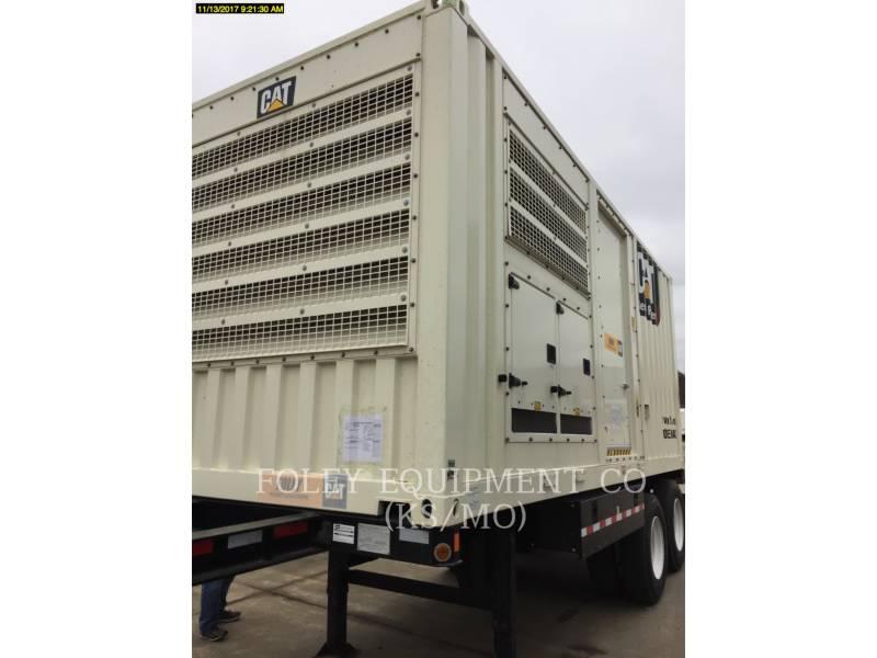 CATERPILLAR ポータブル発電装置 XQ500 equipment  photo 1