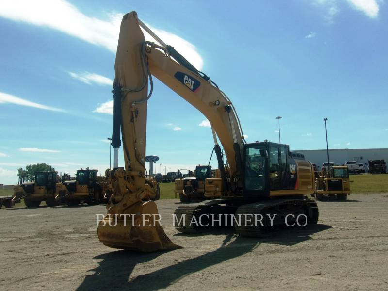 CATERPILLAR KETTEN-HYDRAULIKBAGGER 336 F L equipment  photo 1