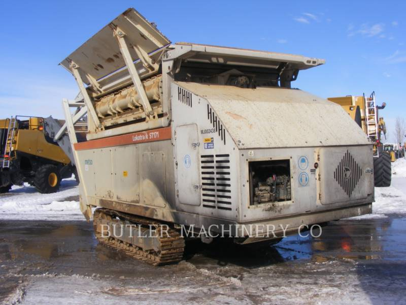 METSO CRIBAS ST171 equipment  photo 5