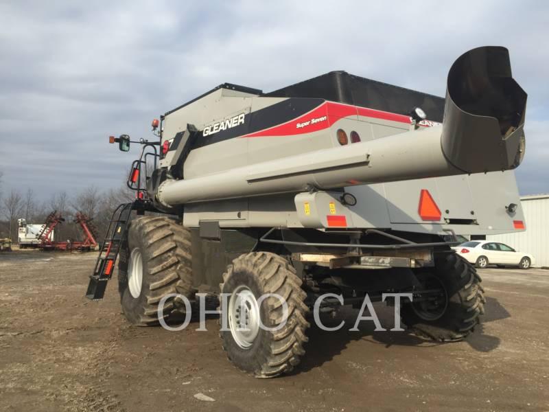 AGCO-GLEANER COMBINADOS S77 equipment  photo 9