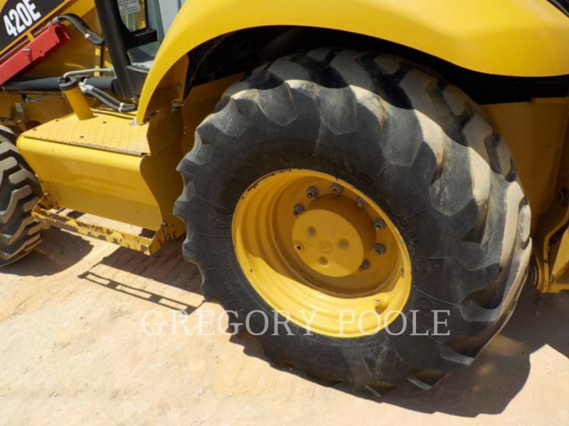 CATERPILLAR BACKHOE LOADERS 420E equipment  photo 20