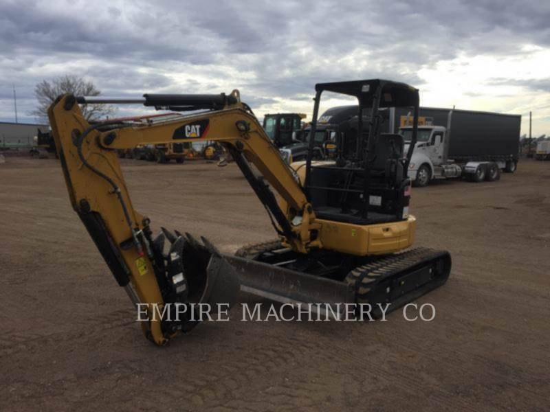 CATERPILLAR KETTEN-HYDRAULIKBAGGER 304E2 ORTH equipment  photo 3