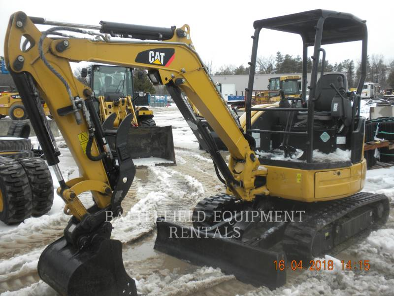 CATERPILLAR ESCAVATORI CINGOLATI 303E CR equipment  photo 2
