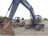 Equipment photo JOHN DEERE 350G LC KETTEN-HYDRAULIKBAGGER 1