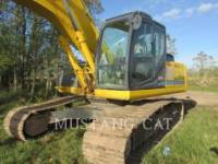 KOBELCO / KOBE STEEL LTD TRACK EXCAVATORS SK 260-9 equipment  photo 3