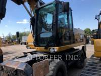 CATERPILLAR WHEEL EXCAVATORS M318D equipment  photo 2