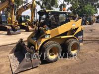 Equipment photo CATERPILLAR 242B 滑移转向装载机 1