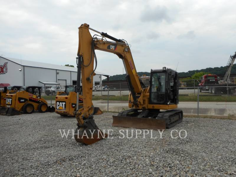 CATERPILLAR KETTEN-HYDRAULIKBAGGER 308DSBRBTK equipment  photo 4