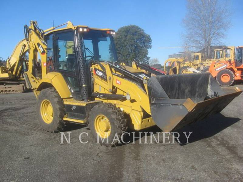 CATERPILLAR BACKHOE LOADERS 420F2IT equipment  photo 2